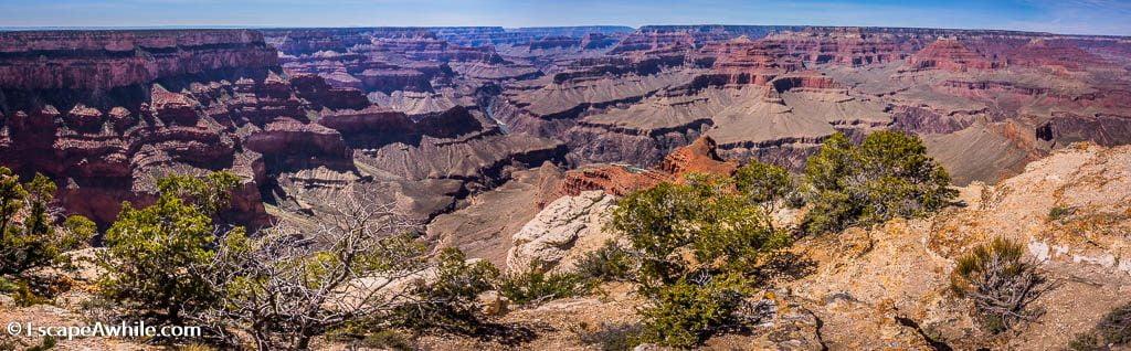 Mohave Point, Grand Canyon South Rim, Arizona, USA