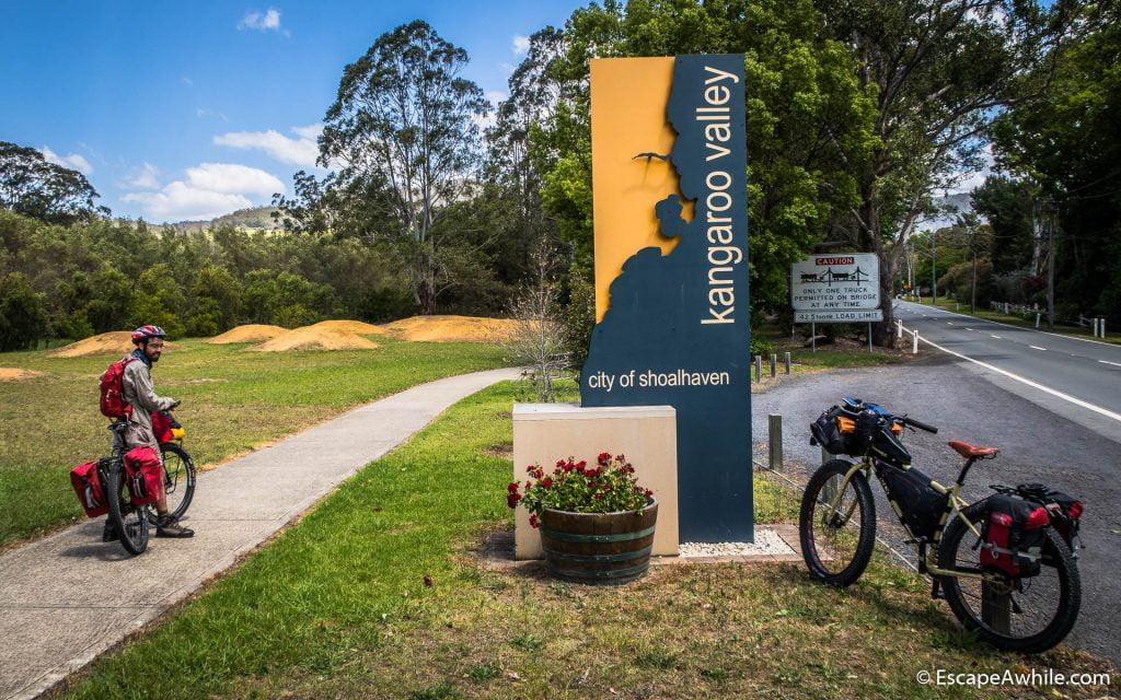 Welcome to Kangaro Valley!