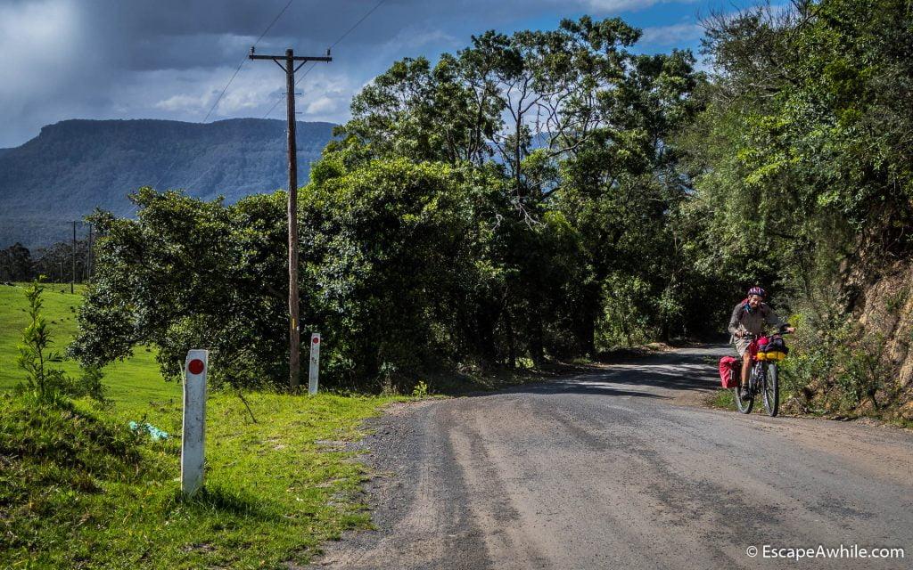 Mt. Scanzi Road